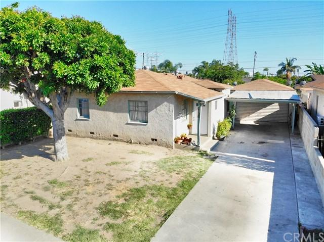 8738 Maple Street, Bellflower, CA 90706 (#DW19163577) :: The Marelly Group | Compass