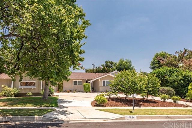 10854 Rathburn Avenue, Porter Ranch, CA 91326 (#SR19163796) :: Bob Kelly Team