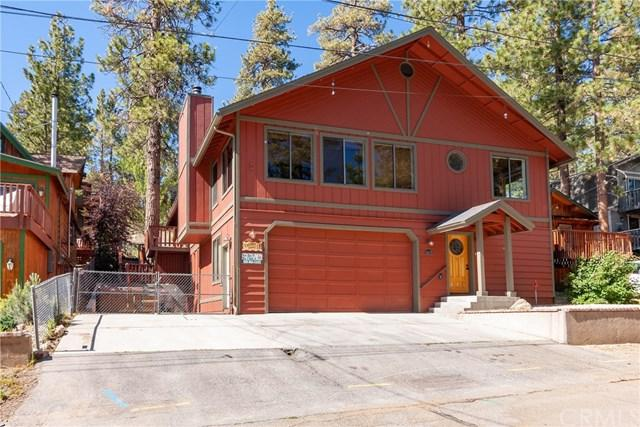 43078 Encino Road, Big Bear, CA 92315 (#PW19163889) :: Fred Sed Group
