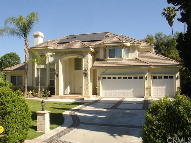 357 Walnut Ave, Arcadia, CA 91007 (#AR19158223) :: Fred Sed Group