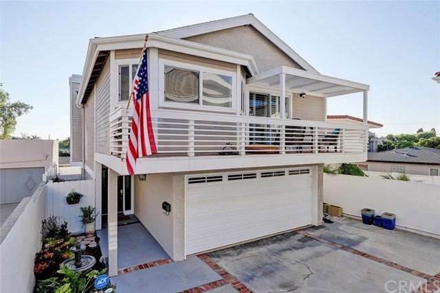 115 N Lucia Avenue B, Redondo Beach, CA 90277 (#SB19163942) :: The Parsons Team