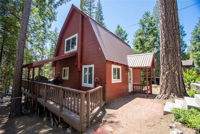 42068 Buckeye Lane, Shaver Lake, CA 93664 (#SR19163898) :: Fred Sed Group