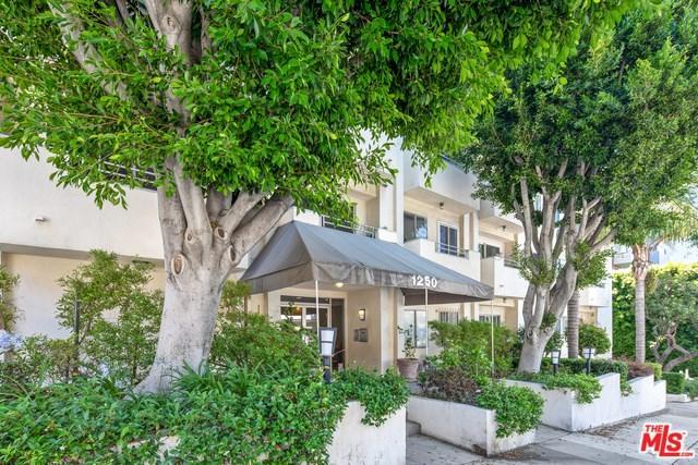 1250 N Kings Road #410, West Hollywood, CA 90069 (#19485908) :: Powerhouse Real Estate