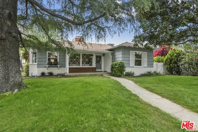 5501 Morella Avenue, Valley Village, CA 91607 (#19486912) :: Keller Williams | Angelique Koster