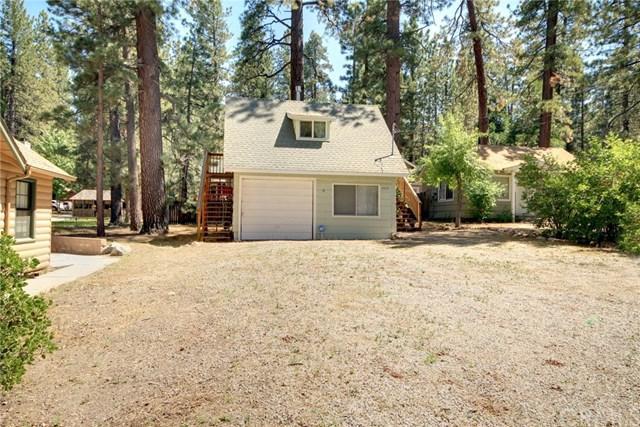 41631 Brownie Lane, Big Bear, CA 92315 (#EV19163925) :: The Miller Group