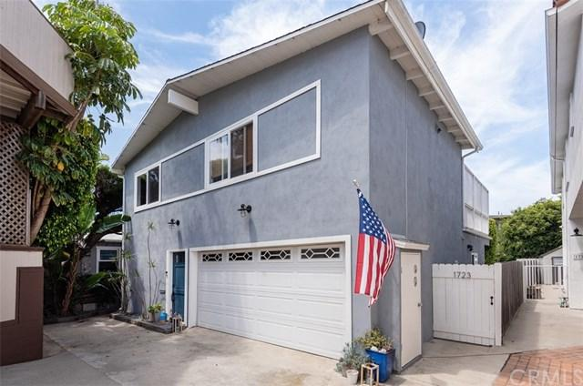 1723 Golden Avenue, Hermosa Beach, CA 90254 (#SB19163062) :: The Miller Group