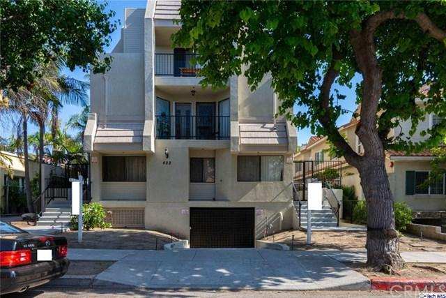 422 Hawthorne Street #4, Glendale, CA 91204 (#319002676) :: The Marelly Group   Compass