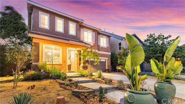 38340 Magdelena Street, Murrieta, CA 92563 (#SW19163865) :: Berkshire Hathaway Home Services California Properties