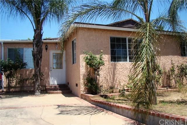 14305 Daubert Street, San Fernando, CA 91340 (#SR19164535) :: Fred Sed Group