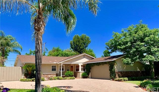 11133 Collett Avenue, Granada Hills, CA 91344 (#SR19164979) :: Bob Kelly Team