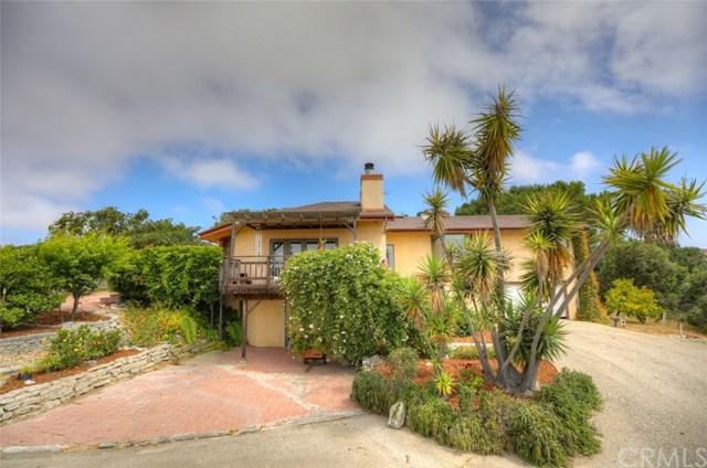 1419 Badger Canyon Lane, Arroyo Grande, CA 93420 (#PI19163516) :: RE/MAX Parkside Real Estate