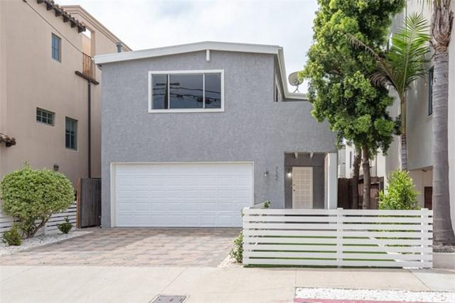 722 8th Place, Hermosa Beach, CA 90254 (#SB19163089) :: The Miller Group