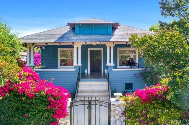 205 Joy Street, Highland Park, CA 90042 (#AR19165003) :: Rogers Realty Group/Berkshire Hathaway HomeServices California Properties