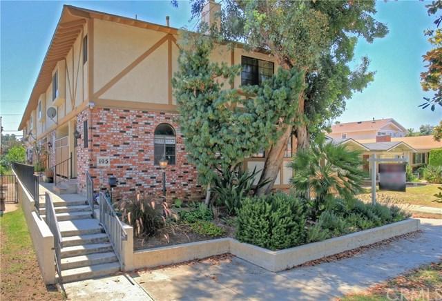 105 N El Molino Street E, Alhambra, CA 91801 (#WS19164800) :: Bob Kelly Team