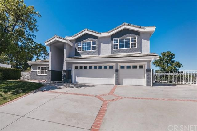 16847 Nanette Street, Granada Hills, CA 91344 (#SR19165100) :: Bob Kelly Team