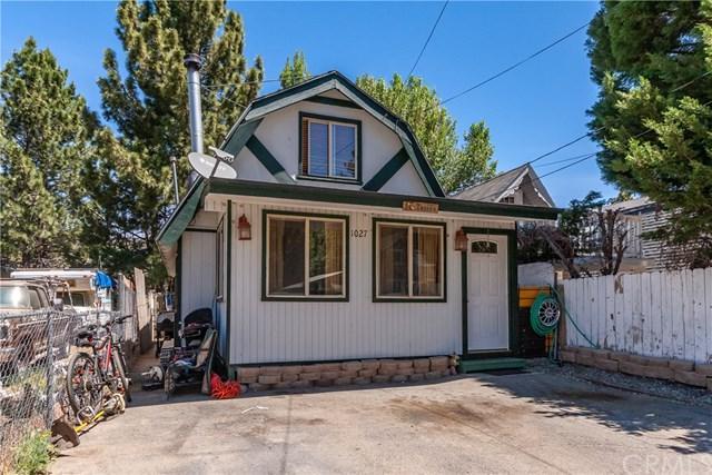 1027 W Country Club Boulevard, Big Bear, CA 92314 (#PW19156650) :: Bob Kelly Team