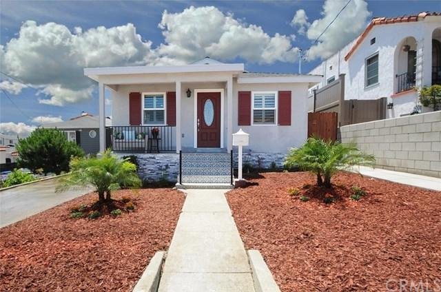 1267 W 21st Street, San Pedro, CA 90731 (#PW19164545) :: Keller Williams Realty, LA Harbor