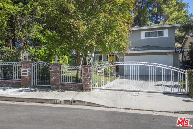 21818 San Miguel Street, Woodland Hills, CA 91364 (#19485750) :: Bob Kelly Team