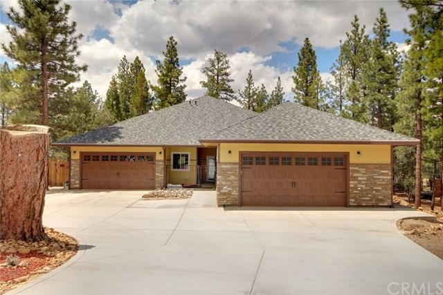 527 Creekside Lane, Big Bear, CA 92314 (#EV19164693) :: Bob Kelly Team