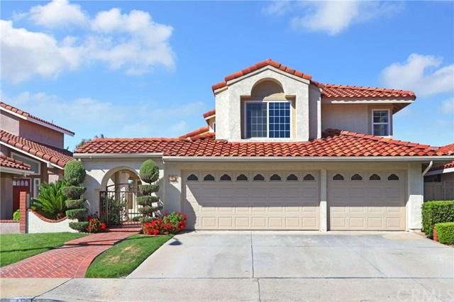 40 Via De La Mesa, Rancho Santa Margarita, CA 92688 (#OC19152621) :: Fred Sed Group