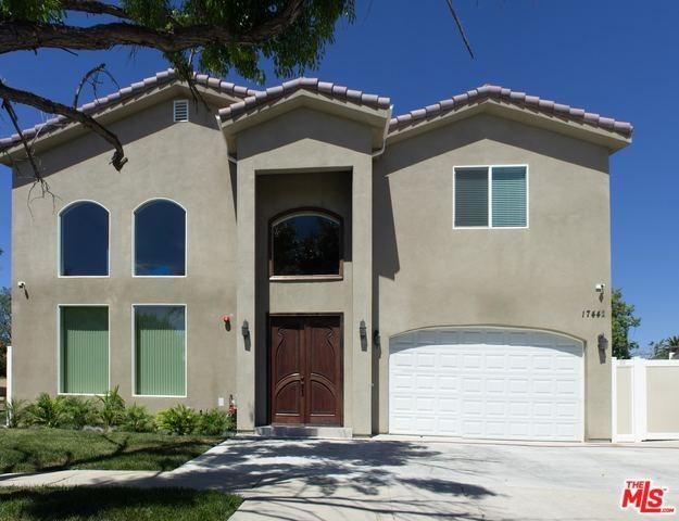 17442 Blackhawk Street, Granada Hills, CA 91344 (#19484580) :: Bob Kelly Team