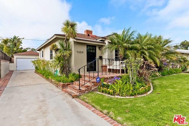 7359 W 87TH Place, Westchester, CA 90045 (#19484404) :: Fred Sed Group