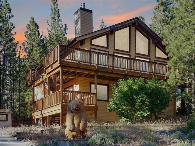 42452 Holiday Lane, Big Bear, CA 92315 (#PW19165489) :: Fred Sed Group