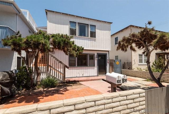 830 Brighton Ct, San Diego, CA 92109 (#190038541) :: Bob Kelly Team