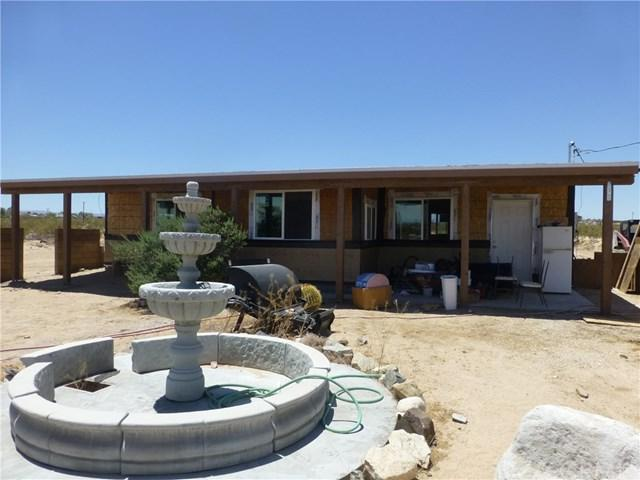 2280 Pampas Avenue, 29 Palms, CA 92277 (#JT19165577) :: Fred Sed Group
