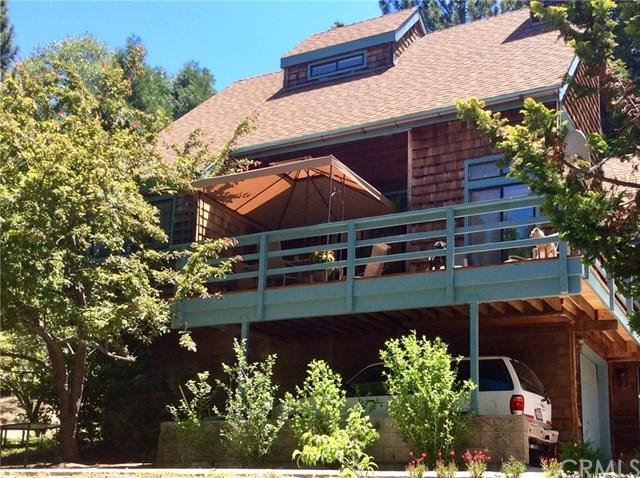 589 Karen Ken Pines Drive, Twin Peaks, CA 92391 (#OC19162830) :: Fred Sed Group