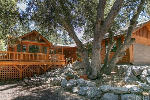 1712 Zion Way, Pine Mountain Club, CA 93222 (#SR19124595) :: Team Tami