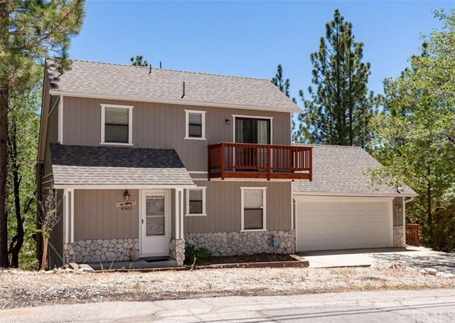 43653 Yosemite Drive, Big Bear, CA 92315 (#EV19159764) :: The Miller Group