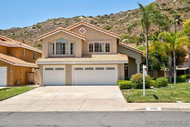 15732 Hidden Valley Dr, Poway, CA 92064 (#190038621) :: Abola Real Estate Group