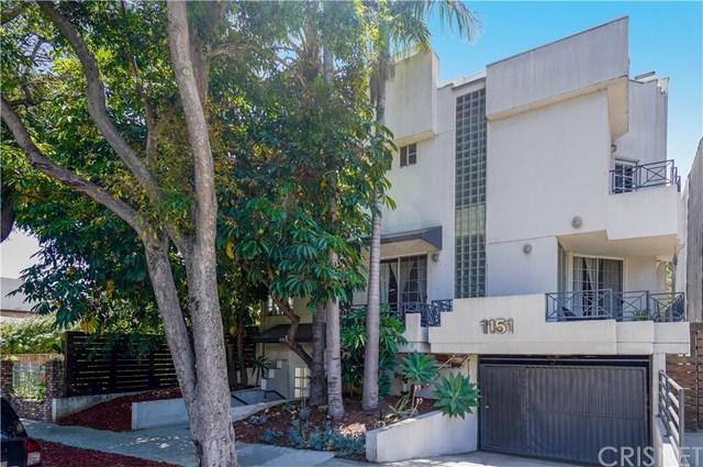 1151 N Fuller Avenue #1, West Hollywood, CA 90046 (#SR19165078) :: Powerhouse Real Estate