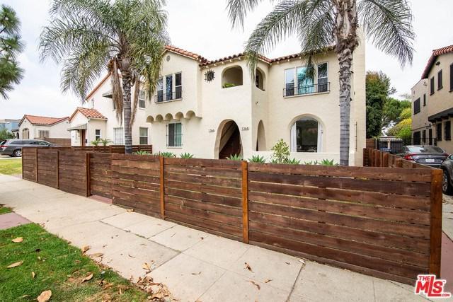 1366 S Orange Drive, Los Angeles (City), CA 90019 (#19488208) :: RE/MAX Masters