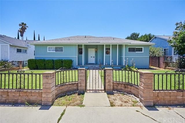 19732 Saticoy, Winnetka, CA 91306 (#SR19165852) :: Fred Sed Group