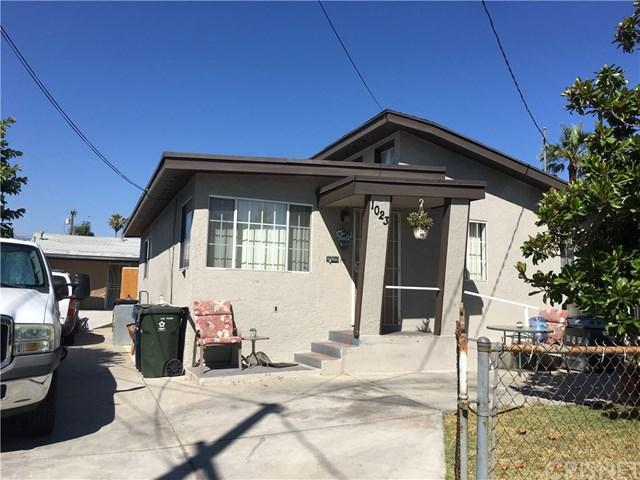 1023 Griffith Street, San Fernando, CA 91340 (#SR19164875) :: Fred Sed Group