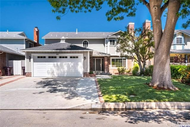 1819 Stanton Avenue, Glendale, CA 91201 (#319002794) :: Fred Sed Group