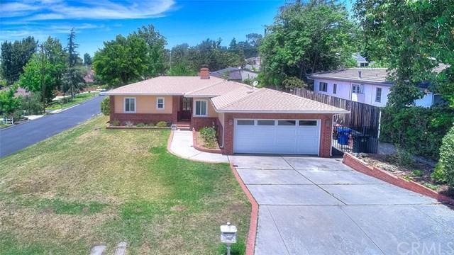 401 Crestvale Drive, Sierra Madre, CA 91024 (#TR19161191) :: RE/MAX Empire Properties