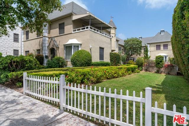 1274 N Hayworth Avenue, West Hollywood, CA 90046 (#19488042) :: The Miller Group