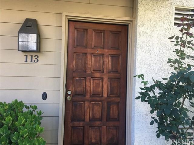 21551 Burbank Boulevard #113, Woodland Hills, CA 91367 (#SR19166030) :: Bob Kelly Team