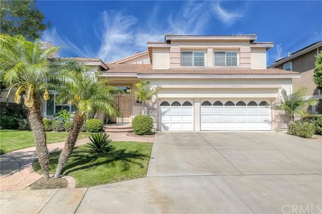 853 S Bramble Way, Anaheim Hills, CA 92808 (#PW19165067) :: Fred Sed Group