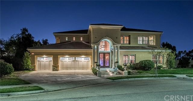 18542 Shetland Place, Granada Hills, CA 91344 (#SR19166114) :: RE/MAX Masters