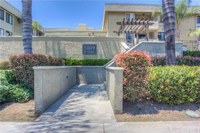 5009 Woodman Avenue #114, Sherman Oaks, CA 91423 (#SR19166217) :: Go Gabby
