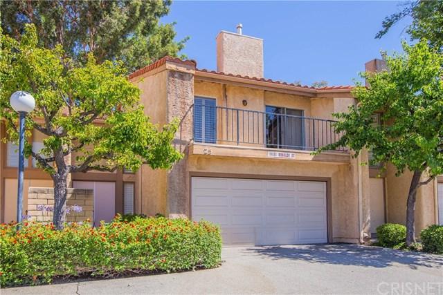 19551 Rinaldi Street #25, Porter Ranch, CA 91326 (#SR19166325) :: Bob Kelly Team