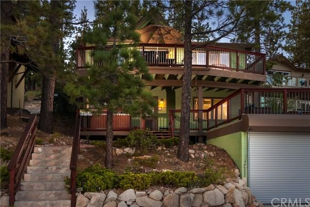 39024 Willow Landing Road, Big Bear, CA 92315 (#PW19166400) :: Fred Sed Group