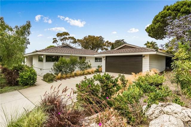 801 Via Coronel, Palos Verdes Estates, CA 90274 (#PV19166393) :: The Miller Group