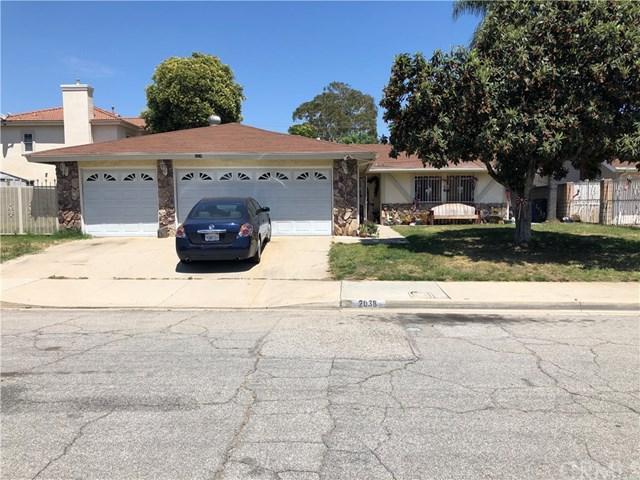 2038 Brentwood Street, Pomona, CA 91766 (#MB19166437) :: Bob Kelly Team