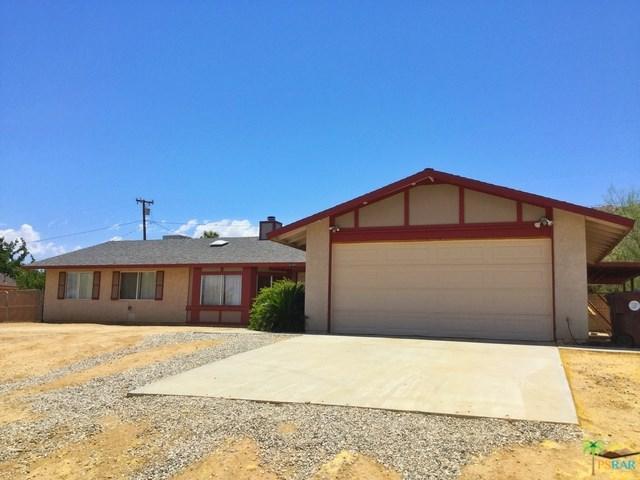 61045 Navajo Trail, Joshua Tree, CA 92252 (#19488136PS) :: Allison James Estates and Homes