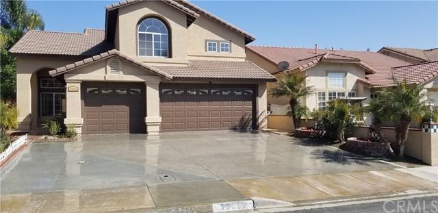 39658 Avenida Miguel Oeste, Murrieta, CA 92563 (#OC19166582) :: Allison James Estates and Homes